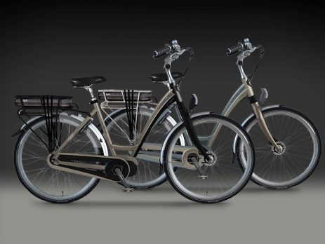 Verkoop elektrische fietsen