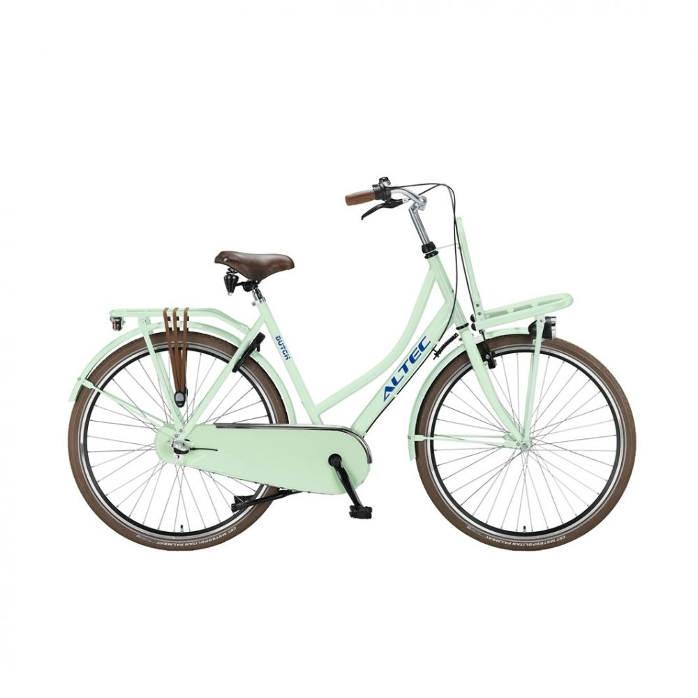 Altec-Dutch-28-inch-Transportfiets-Mint-Green-57-cm