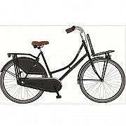 Altec Image N3 transportfiets zwart