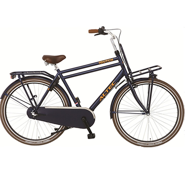 Altec dutch transportfiets heren blauw