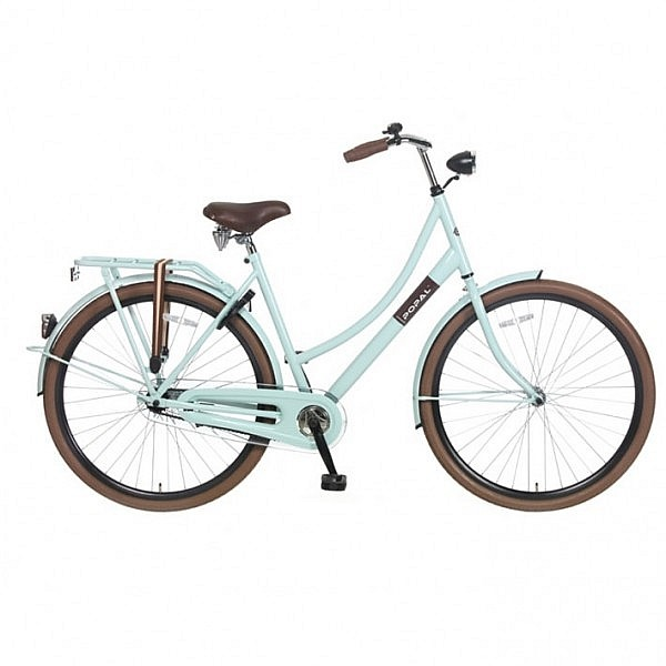 Popal county Damesfiets 28 inch light green
