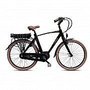 Vogue Discovery N8 E-bike Herenfiets 28 inch Mat zwart