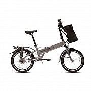 Vogue Phantom E-bike vouwfiets 20 inch grey