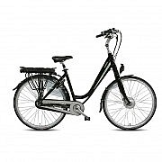 Vogue glamour N8 E-bike damesfiets 28 inch black