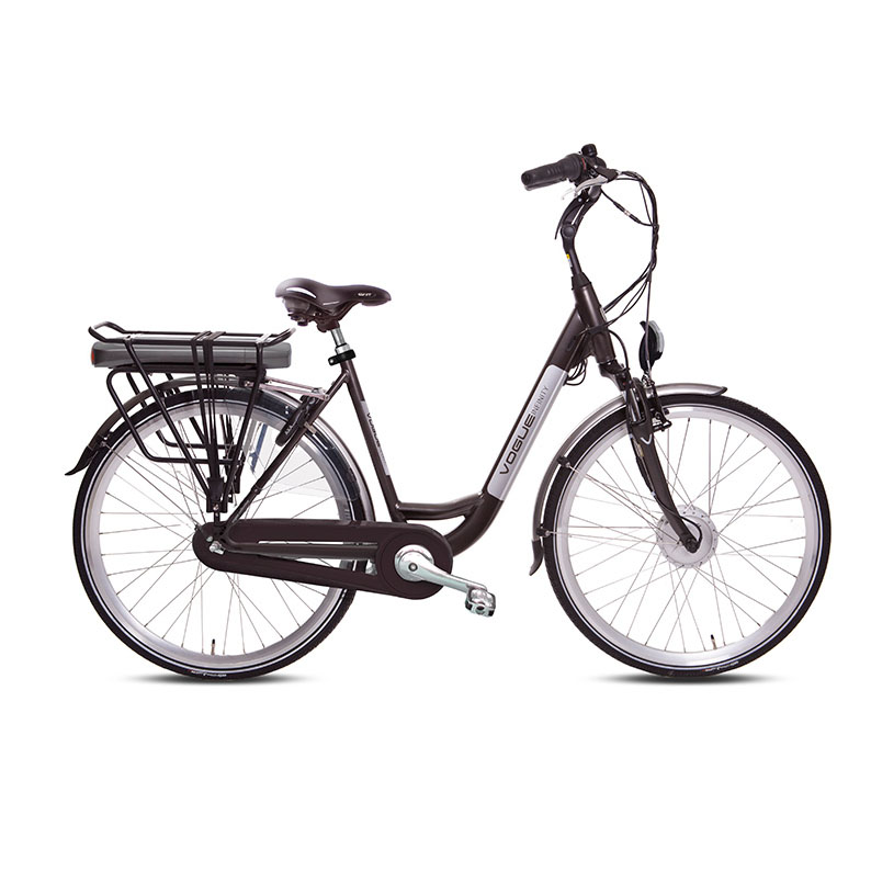 Vogue infinity N8 E-bike Damesfiets 28 inch grey