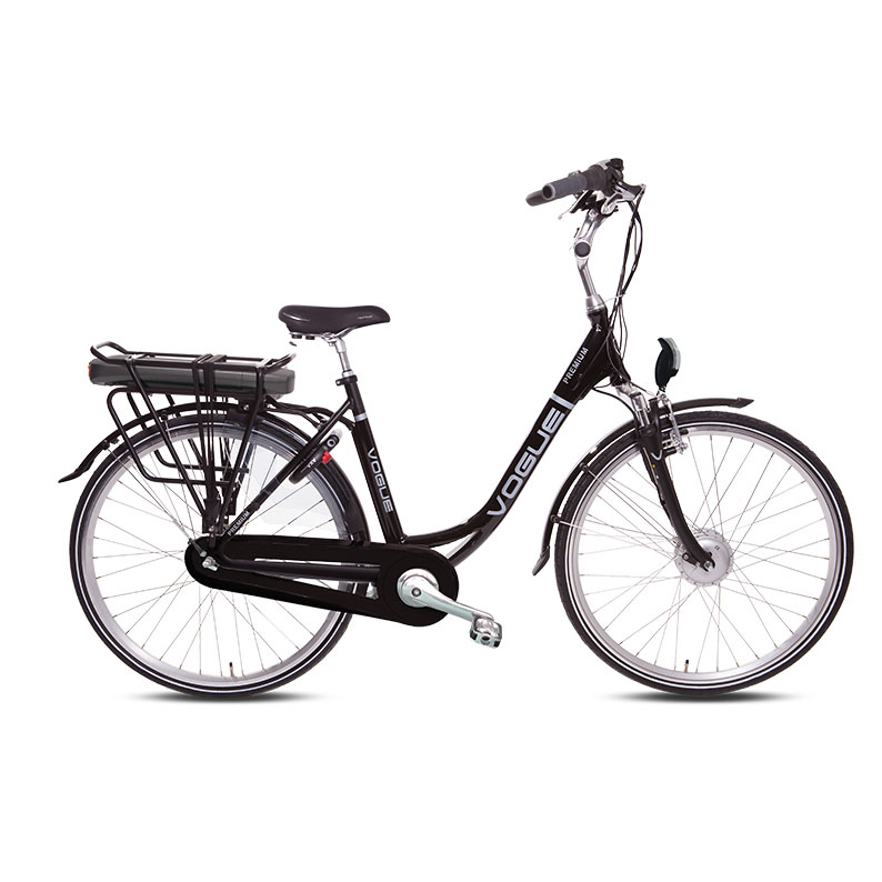 Vogue premium N7 E-bike Damesfiets 28 inch black