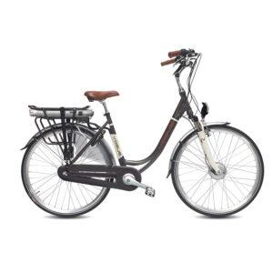 Vogue premium N7 E-bike damesfiets 28 inch brown
