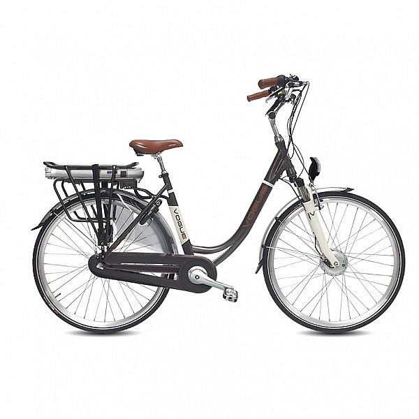 Vogue premium N7 E-bike damesfiets 28 inch brown