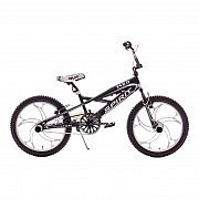 spirit lion bmx 20 inch black