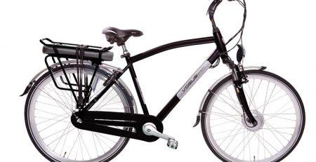 vogue infinity N8 e-bike herenfiets 28 inch black