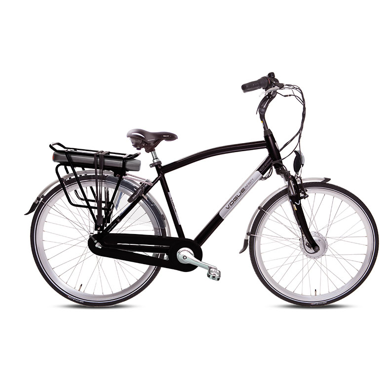 vogue infinity N8 e-bike herenfiets 28 inch black