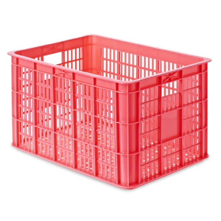 Basil Krat groot: Roze