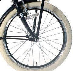fietsbanden oppompen