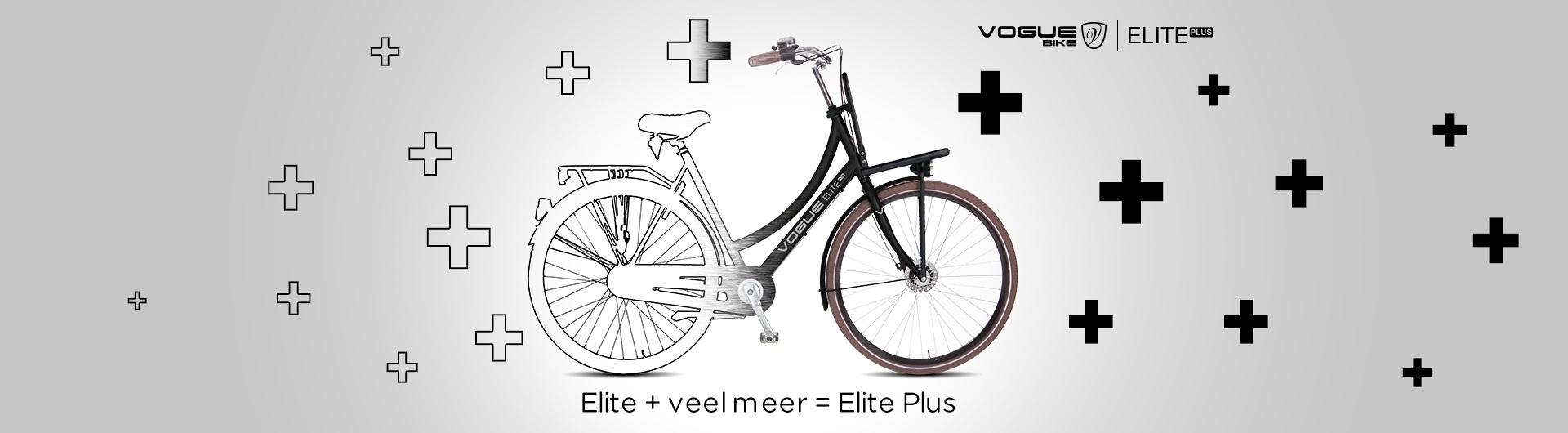 Vogue elite fiets
