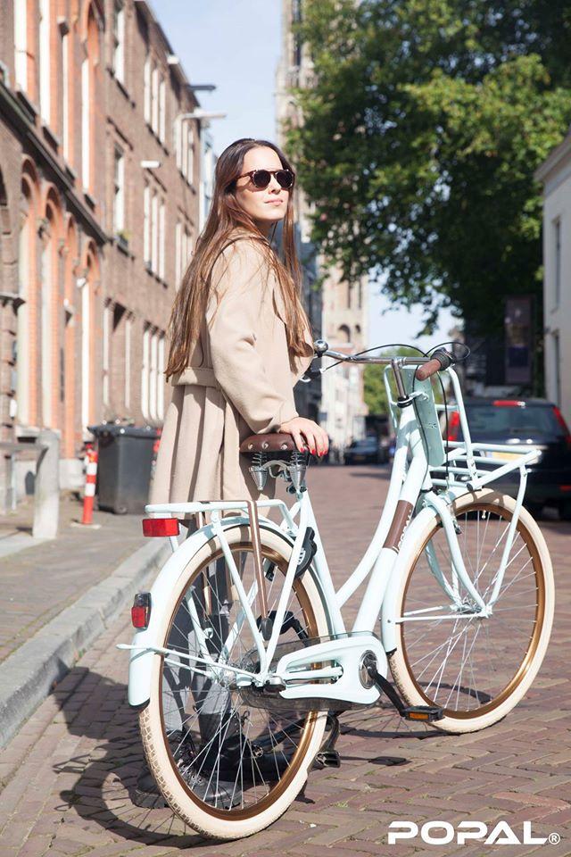 dames popal fietsen