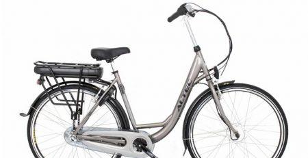 Altec Sapphire N3 E-bike damesfiets 28 inch