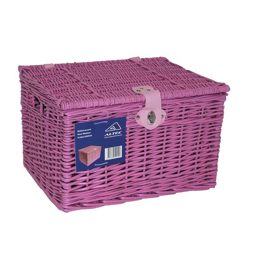 Bakkersmand-Roze-Medium-NIEUW-41x34x27