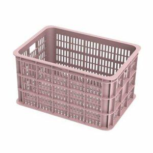 basil-crate-l-fietskrat-50l-faded-blossom