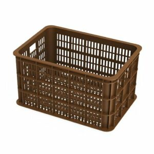 basil-crate-l-fietskrat-50l-saddle-brown