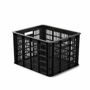 basil-crate-m-fietskrat-33l-zwart