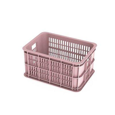 basil-crate-s-fietskrat-25l-faded-blossom